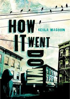 An African American teen leaves a convenience store at a run and is subsequently confronted, shot, and killed.  From this seemingly straightforward event, Kekla Magoon spins a story that makes clear the disconnect between perception and reality.  An all-too-real rendering that will help readers identify their own biases.  This book begs to be read and discussed.