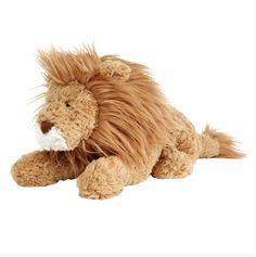Produit découvert grâce à www.shopatthemuseum.fr : Peluche «Lion de Trafalgar Square»