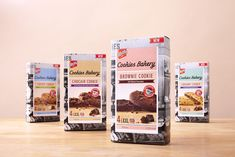 DeDeukelaer Cookies Bakery on Packaging of the World - Creative Package Design Gallery