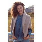 Knit Envelope Cardigan - Patterns | Yarnspirations