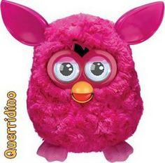 Querridino: Boneco Furby fala Português