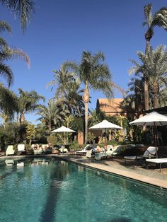 5 jours à Marrakech - Marliette Morocco Destinations, Morocco Itinerary, Morocco Travel, Africa Travel, Excursion, Modern City, Beautiful Places To Travel, Garden Pool, Marrakesh