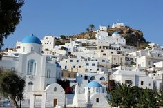 Best Place to get your party on in Greece would have to be   Ios Greece