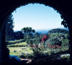 View from Leopard Rock Hotel 1 - 1975
