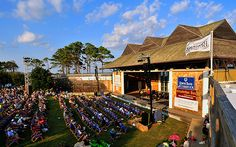 Daytime at Outer Banks Bluegrass Festival