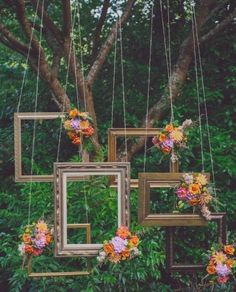 Frames backdrop