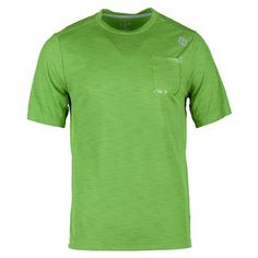 TENNISWILSON MENS TEXTURED TENNIS CREW