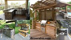 """Find out more relevant information on """"outdoor kitchen designs layout patio"""". Visit our internet site. Outside Lamps, Outside Room, Outdoor Gas Fireplace, Wooden Greenhouses, Outdoor Kitchen Design, Backyard Kitchen, Outdoor Kitchens, Backyard Patio, Backyard Ideas"""