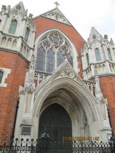 Galeria – Polska Parafia Ewangelicko-Augsburska w Londynie Barcelona Cathedral, Britain, Buildings, Polish, Travel, Vitreous Enamel, Viajes, Traveling, Nail Polish