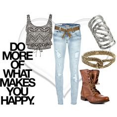 Happy fashion., created by theedeandrab on Polyvore