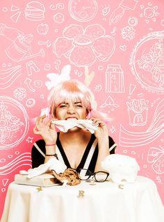 I LOVE KAWAII #japan #design #graphicdesign #digitalart #photography #portrait #original #pink #anime #photo #cool #kawaii #illustration