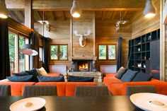 chalet chic for our colorado house (one day)