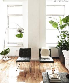 Step Inside Samantha Wills' Minimalist Manhattan Apartment via @MyDomaineAU