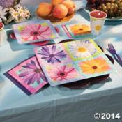 In Bloom Party Supplies