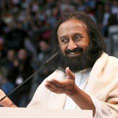 Sri Sri Ravi Shankar – humanitarian & expert in meditation, breathing techniques, spirituality, practical wisdom for daily living