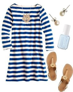 Cute look for UK tailgates!