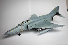 """F-4F Phantom II   JG 73 """"Mölders""""   Neuburg/Donau 1995   Revell, 1/72"""