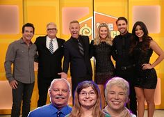 "Chris Becker, Ramona Riddles, and Sarah Wright are in a Picture with Jeff Probst & The ""TPiR"" Casts"