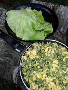 (Fotó: Kockás abroszom blog) Ravioli, Lettuce, Food And Drink, Vegetables, Drinks, Recipes, Blog, Drinking, Beverages