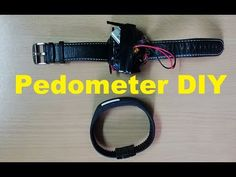 How to make your own Pedometer with arduino - Robotica DIY