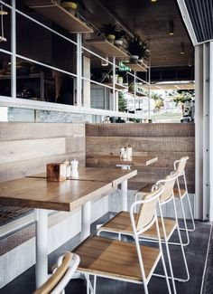 The Avalon   design by Luchetti Krelle   photography by Michael Wee Interior Designers Sydney, Cafe Interior Design, Interior Design Business, Interior Design Inspiration, Restaurant Design, Restaurant Bar, Brew Bar, Banquet Seating, Residential Architect