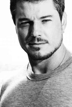 "Actor Eric Dane of the TV show ""Grey's Anatomy"" AKA Dr. McSteamy"