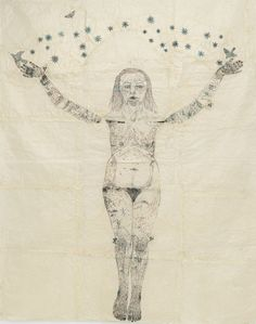 The Albertina Museum presents art from 1945 up until today in its exhibition Contemporary Art. New acquisitions by Kiki Smith, Brigitte Kowanz and Franz Gertsch will be on view for the first time. Franz Gertsch, Kiki Smith, Vienna, Contemporary Art, Museum, Stars, Blue, Contemporary Artwork, Sterne