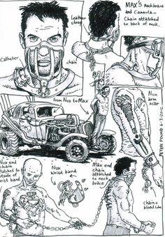 Mad Max : Fury Road est un film qui impressionne visuellement, alors quand on nous propose de redécouvrir des artworks ayant servi à élaborer l'univers de ce film, on est tout de suite partant ! Ces images sont d'ailleurs d'autant plus incroyables que certaines ont plus de qu...