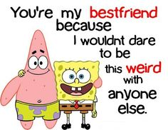 Love my best friend! bff quotes for girls цитаты, рисунки и Love My Best Friend, Bestest Friend, Best Friends For Life, Qoutes About Best Friends, Love My Friends, Quotes For Best Friends, Best Friend Cards, Crazy Friends, Besties Quotes