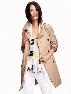 Trench Coat for Wome