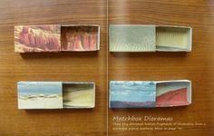 Matchbox diorama