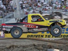CORR Championship Off Road Racing Points Leader Dominates in Lancaster, California #knfilters