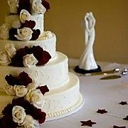 Wedding Cake by Carl's Cakes