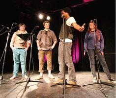 Great piece on spoken word/poetry in Victoria