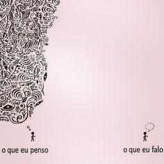 Falar menos