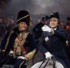 "Christopher Plummer in ""Waterloo"" (1970, Sergey Bondarchuk)"