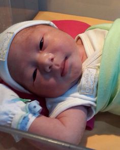 Baby new born on tuesday May 31st 2016 at 7.30 am , His name Raden Abi Haikal Syawqillah at RSIA Cahaya Bunda Cirebon