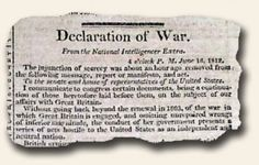 """Researching Your War of 1812 Ancestors - The War of 1812, often called America's Second Revolution, left behind a valuable set of records that have proven valuable for genealogical research. Many of these records can help solve the """"pre-1850 census"""" issues when only the head of household was named in the US federal census. #genealogy #webinars"""