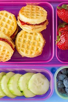 9 Surprising School Lunches for Picky Eaters #purewow #children #food #lunch #family