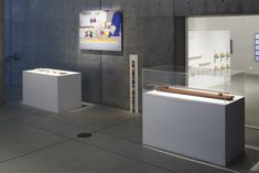 tani_04_Keizo_Kioku Exhibition Space, Retail Design, Kitchen, Gallery, Home Decor, Cooking, Decoration Home, Roof Rack, Room Decor