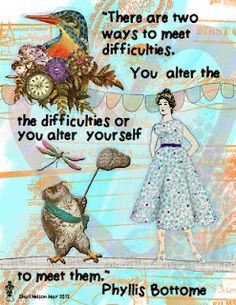 http://shariscardsandpapercrafts.blogspot.com   One of my scrapbook pages of a quote I like.