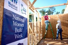 Participate in a Habitat for Humanity build