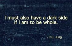 charming life pattern: c.g. jung - quote - #psychology - I must also have...