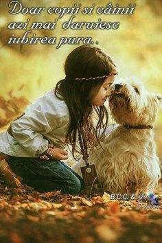 sweet little girl with westie. Dogs And Kids, Animals For Kids, I Love Dogs, Puppy Love, Animals And Pets, Dogs And Puppies, Cute Animals, Doggies, West Highland Terrier