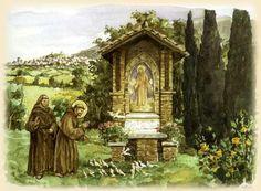 Pian D'Arca - Assisi