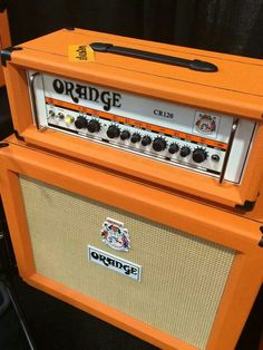 Orange Amplifiers, Orange Amps, Guitar Amp, Rigs, Jukebox, Rock N Roll, Acoustic, Cabinets, Vitamins
