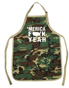 Funny Guy Mugs Merica Fck Yeah Apron ** Find out more about the great product at the image link.