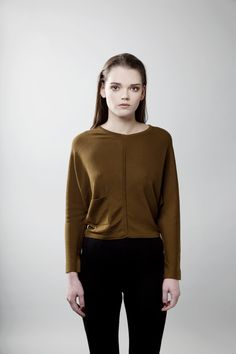 MASKA Mille cropped cardigan   100% extra fine Merino wool   Knitted in Nepal