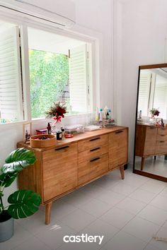 Home Decor Bedroom, Living Room Decor, Diy Home Decor, Bedroom Ideas, The Home Edit, Dining Room Furniture, Apartment Living, Home Decor Inspiration, Home Interior Design