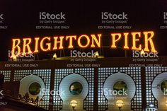#brighton #sign #copyspace #editors #graphics #bloggers  #designer #istockphoto n. 87641785 #editorial   #design
